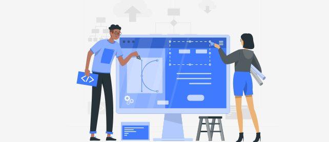 web design megamenu