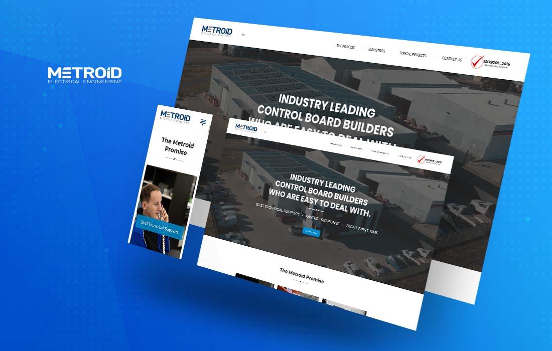 Metroid - cmsMinds Portfolio