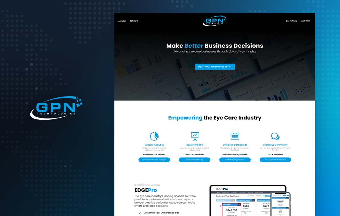 GPN Technologies - cmsMinds Portfolio